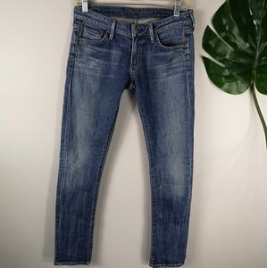 Aritzia Citizens of humanity skinny jeans